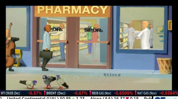 Select Sector SPDRs TV Spot, 'Healthcare Stocks' - Thumbnail 8