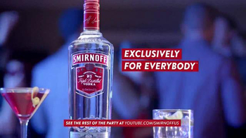 Smirnoff TV Spot, 'The Bouncer' Featuring Adam Scott and Alison Brie - Thumbnail 10