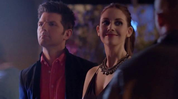Smirnoff TV Spot, 'The Bouncer' Featuring Adam Scott and Alison Brie