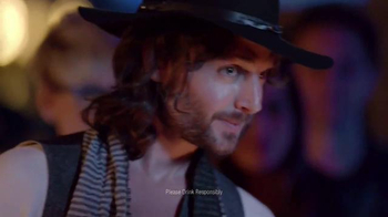 Smirnoff TV Spot, 'The Bouncer' Featuring Adam Scott and Alison Brie - Thumbnail 8