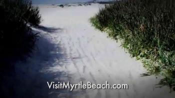 Myrtle Beach Area Convention & Visitors Bureau TV Spot, 'Quality Time' - Thumbnail 1