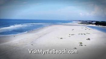 Myrtle Beach Area Convention & Visitors Bureau TV Spot, 'Quality Time' - Thumbnail 2