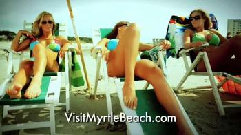Myrtle Beach Area Convention & Visitors Bureau TV Spot, 'Quality Time' - Thumbnail 3