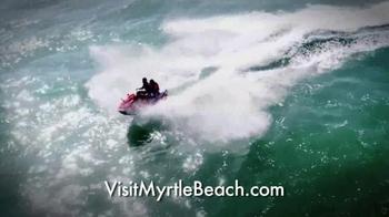 Myrtle Beach Area Convention & Visitors Bureau TV Spot, 'Quality Time' - Thumbnail 4