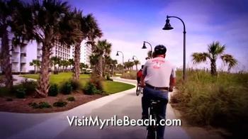 Myrtle Beach Area Convention & Visitors Bureau TV Spot, 'Quality Time' - Thumbnail 5