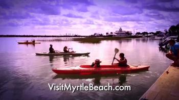 Myrtle Beach Area Convention & Visitors Bureau TV Spot, 'Quality Time' - Thumbnail 6