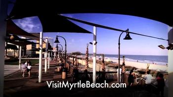 Myrtle Beach Area Convention & Visitors Bureau TV Spot, 'Quality Time' - Thumbnail 7