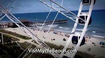 Myrtle Beach Area Convention & Visitors Bureau TV Spot, 'Quality Time' - Thumbnail 8