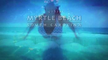 Myrtle Beach Area Convention & Visitors Bureau TV Spot, 'Quality Time' - Thumbnail 9