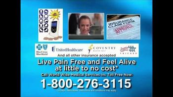 World Wide Medical Services TV Spot, 'TENS Unit' - Thumbnail 10
