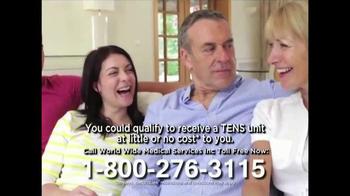 World Wide Medical Services TV Spot, 'TENS Unit' - Thumbnail 4