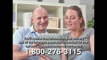 World Wide Medical Services TV Spot, 'TENS Unit' - Thumbnail 6