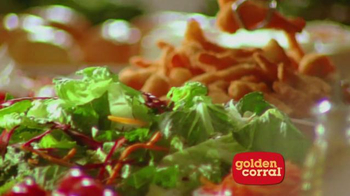 Golden Corral TV Spot, 'Bigger & Better Dinner Buffet' - Thumbnail 1