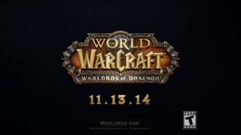World of Warcraft: Warlords of Draenor TV Spot, 'Grommash Death Stare' - Thumbnail 5