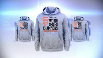 MLB Shop TV Spot, '2014 World Series Champions' - Thumbnail 3