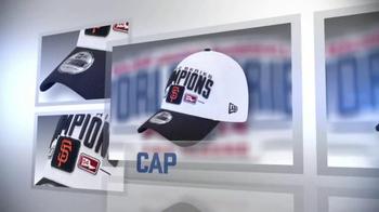 MLB Shop TV Spot, '2014 World Series Champions' - Thumbnail 5