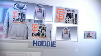 MLB Shop TV Spot, '2014 World Series Champions' - Thumbnail 6