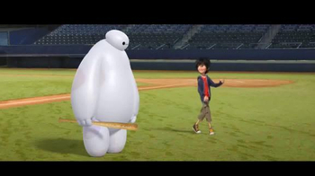 Big Hero 6 - Alternate Trailer 32