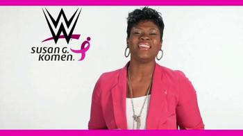 Susan G. Komen for the Cure TV Spot, 'WWE: Nikia Hammonds-Blakely' - Thumbnail 2