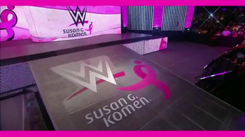 Susan G. Komen for the Cure TV Spot, 'WWE: Nikia Hammonds-Blakely' - Thumbnail 8