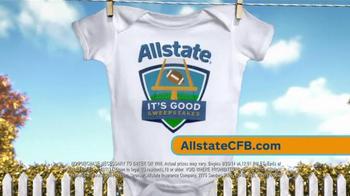 Allstate TV Spot, 'It's Good Sweepstakes' - Thumbnail 4
