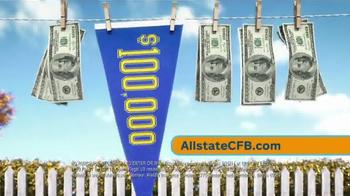 Allstate TV Spot, 'It's Good Sweepstakes' - Thumbnail 5