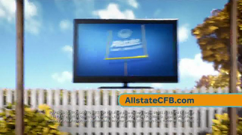 Allstate TV Spot, 'It's Good Sweepstakes' - Thumbnail 8