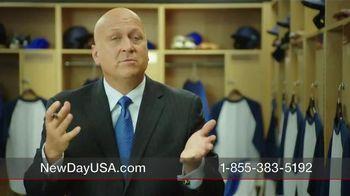 New Day 100 Home Loan TV Spot, 'Question for Veterans' Ft. Cal Ripken, Jr. - 67 commercial airings