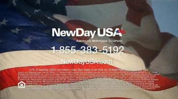 New Day 100 Home Loan TV Spot, 'Question for Veterans' Ft. Cal Ripken, Jr. - Thumbnail 10