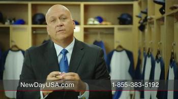 New Day 100 Home Loan TV Spot, 'Question for Veterans' Ft. Cal Ripken, Jr. - Thumbnail 2