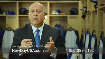 New Day 100 Home Loan TV Spot, 'Question for Veterans' Ft. Cal Ripken, Jr. - Thumbnail 5