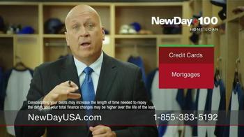 New Day 100 Home Loan TV Spot, 'Question for Veterans' Ft. Cal Ripken, Jr. - Thumbnail 7