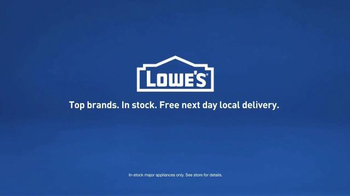 Lowe's TV Spot, 'How to Make it Quiet by Being Loud' - Thumbnail 8
