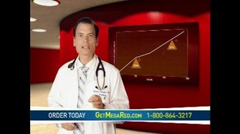 Mega Red Ultra Strength Omega-3 Krill Oil TV Spot, 'Word from Dr. Simonini'