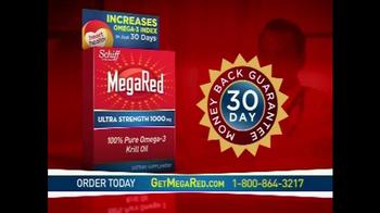 Mega Red Ultra Strength Omega-3 Krill Oil TV Spot, 'Word from Dr. Simonini' - Thumbnail 9