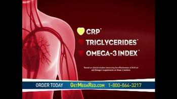 Mega Red Ultra Strength Omega-3 Krill Oil TV Spot, 'Word from Dr. Simonini' - Thumbnail 4