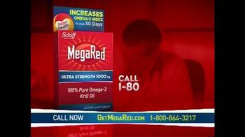 Mega Red Ultra Strength Omega-3 Krill Oil TV Spot, 'Word from Dr. Simonini' - Thumbnail 7