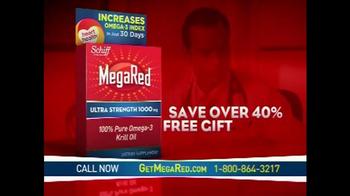 Mega Red Ultra Strength Omega-3 Krill Oil TV Spot, 'Word from Dr. Simonini' - Thumbnail 8