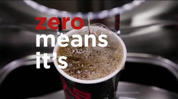 Coca-Cola Zero TV Spot, 'Countdown To Zero: Three Days 'til Gameday' - Thumbnail 10