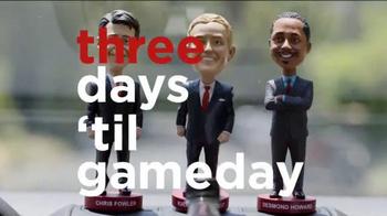 Coca-Cola Zero TV Spot, 'Countdown To Zero: Three Days 'til Gameday' - Thumbnail 6