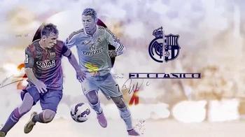 XFINITY Latino TV Spot, 'El Clásico: Madrid vs. Barcelona' - Thumbnail 6