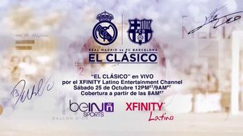 XFINITY Latino TV Spot, 'El Clásico: Madrid vs. Barcelona' - Thumbnail 8