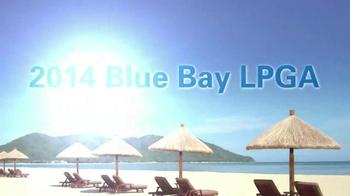 2014 Blue Bay LPGA TV Spot, 'Asia Women's Major Golf Championship' - Thumbnail 1