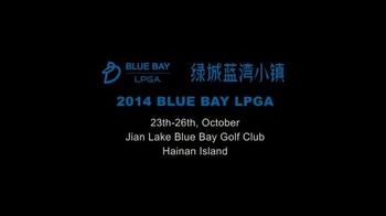 2014 Blue Bay LPGA TV Spot, 'Asia Women's Major Golf Championship' - Thumbnail 10