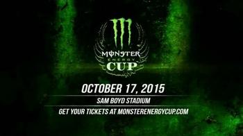2015 Monster Energy Cup TV Spot - Thumbnail 8
