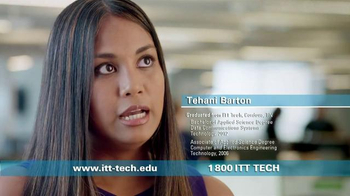 ITT Technical Institute TV Spot, 'A Way of Life' - Thumbnail 1