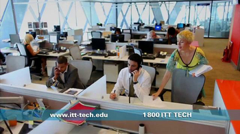 ITT Technical Institute TV Spot, 'A Way of Life' - Thumbnail 8