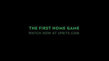 Sprite TV Spot, 'LeBron's First Home Game' Featuring LeBron James - Thumbnail 10
