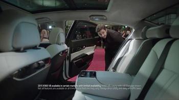 2015 Kia K900 TV Spot, 'Valet' Featuring LeBron James - Thumbnail 3