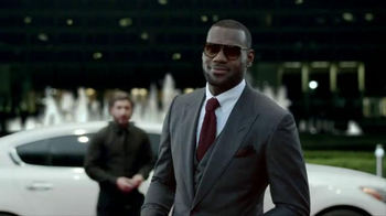 2015 Kia K900 TV Spot, 'Valet' Featuring LeBron James - 435 commercial airings